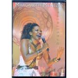 Dvd Margareth Menezes - Brasileira Ao Vivo - Novo***