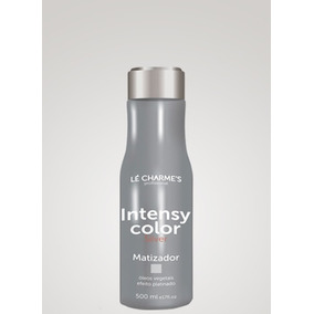 Intensy Color Desamarelador/ Matizador 500ml Cinza