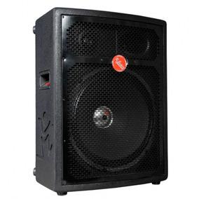 Caixa Acústica Passiva 150w Rms Fit 550 3 Vias Profissional