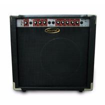 Amplificador Matrix Teclado Guitarra 40 Watts Reverb Delay
