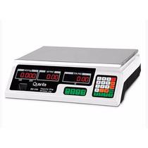 Balanza Comercial Digital Electronica 40kg Bateria 220v