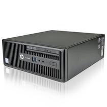 Pc Hp Prodesk 400 G3 Sff G3900 6ª Geração 4gb Ddr4 Hd500g