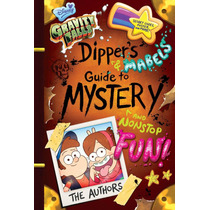 Set 2 Libros Gravity Falls: Diario 3 + Guide To Mystery *stk