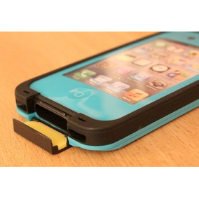 Funda Waterproof Contra Golpes Y Agua Iphone 4 4s Original
