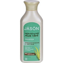 Shampoo Jason Natural Cosmetics - Aloe Vera 84% Champú, 16