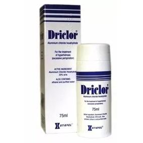 Driclor® 75ml - 100%original - Envio Imediato - Melhor Preço