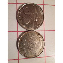 2 Monnedas De Las Isla Malvina