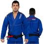 Kimono Jiu Jitsu Venum Challenger Bjj Tamanho A2 Azul