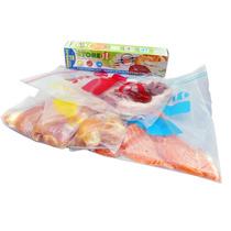 Bolsa Para Congelar Con Cierre Tipo Ziploc 12 Pzas Store It