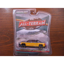 Greenlight All-terrain 2015 Chevrolet Silverado 1500