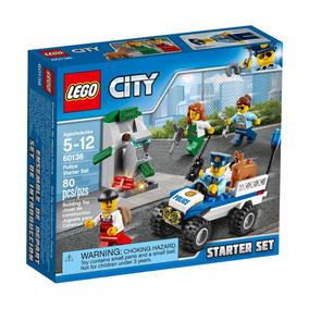 Set De Introducción: Policía Lego - 60136
