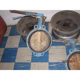 Válvulas Mariposa De 10 Tipo Wafle, Equipos Petroleros ,