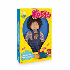 Boneco Fofão 1051 - Brinquedos Anjo Promoção 44cm