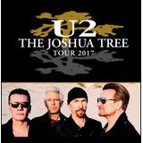 Ingresso U2 - Pista - Último Show-leia Descrição