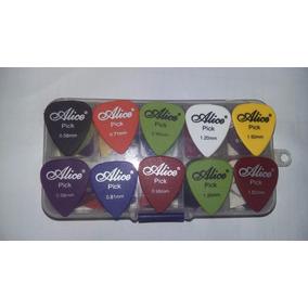 Compra 30 Paletas Palhetas Alice Guitarra/violão/cavaco/ukul