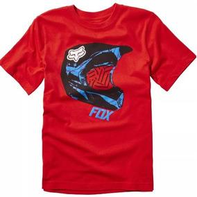 Remeras De Niños Fox Mueller Speed Rider
