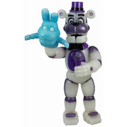 Five Nights At Freddys Figura Funtime Freddy Articulado Luz