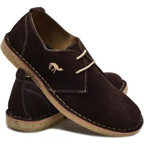 4d5eab80b5f Sapato Casual Masculino Camurça Sola Crepe · 3 cores. R  115