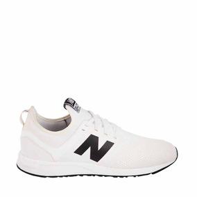 Tenis Casual New Balance Hombre Color Blanco Textil Is540