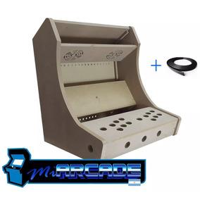 Juego Arcade Bartop45 Con Vinilo Incluido 34 Modelos