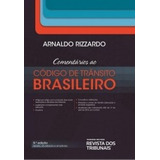 Comentarios Ao Codigo De Transito Brasileiro - Rt