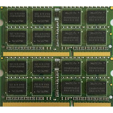 Ram Memoria Actualizaciones Kit De 8gb (4gbx2) Ddr3 Pc W27
