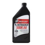Aceite Sintético 4 T 25w40 X 1 Galón (4 Litros) Mercury