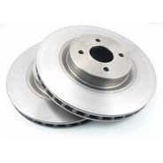 Pack 2 Discos De Freno Del. Volvo S60 Ii 336mm