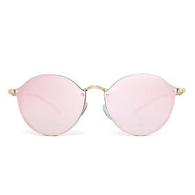 669567e8ef Gafas De Mujer Sol Redondas Montura Pequeña Vintage - Gafas en ...