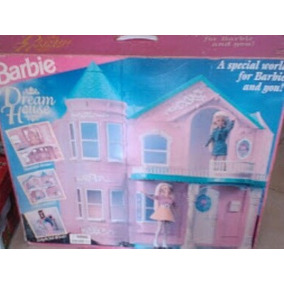 Castillo De La Barbie!! Mansión Casa De Los Sueños Mattel