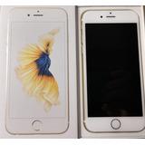 Iphone 6s De 64gb. P/personal Sin Detalles.