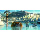 Painel Decorativo Festa Filme Madagascar [2x1m] (mod7)