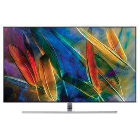 Smart Tv Qled 55 Samsung Wifi,4 Hdmi E 3 Usb Qn55q7famg