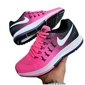 4fb2fe8c32b Tenis Nike Blancos Para Mujer Ropa - Tenis Fucsia en Mercado Libre ...
