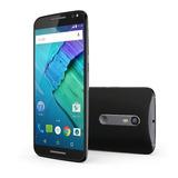 Celular Motorola Moto X Style 32gb 21mpx New Sellado - Negro