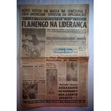 Jornal Ultima Hora Flamengo N°1.193 Dezembro 63