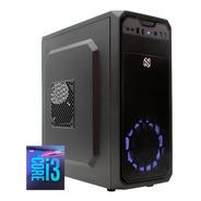 Computadora Cpu Pc Escritorio Intel Core I3 8gb 480 Ssd Wifi