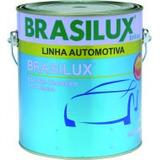Tinta Esmalte Automotivo Verde Motor Volvo 900ml Brasilux