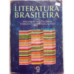 Livro: Literatura Brasileira De William Roberto Cereja