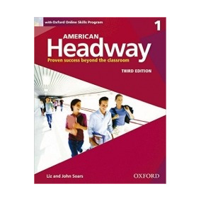American Headway 1 Students Book With Online Skills - Oxford