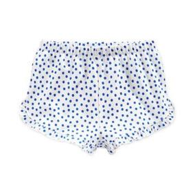 Shorts Puntos First Impressions Niña Tallas 6-9,12,18 Meses
