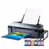 Impresora Epson L1800 Ecotank + Tinta Sublimacion Envio!
