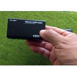 1*2 Mini Hdmi Spliter 1x2 Hd 1080p