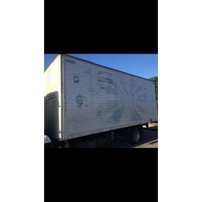 Bau Para Caminhão 3/4 6mts Comprimento