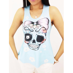 Camiseta Regata Feminina Suplex Amôre
