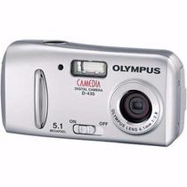 Câmera Olympus D-435 5,1 Mp Nova Na Caixa