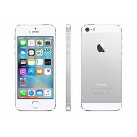 Iphone 5s 64gb Pantalla Retina, Huella Caja Sellada Silver