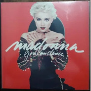 Lp Vinil (nm) Madonna You Can Dance 1a Ed Br 1988 Promo Raro