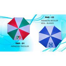 Sombrilla Paraguas Para Campaña Política