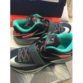 Tênis Nike Kd 7 Thunder_kevin_durant_jordan_lebron_james